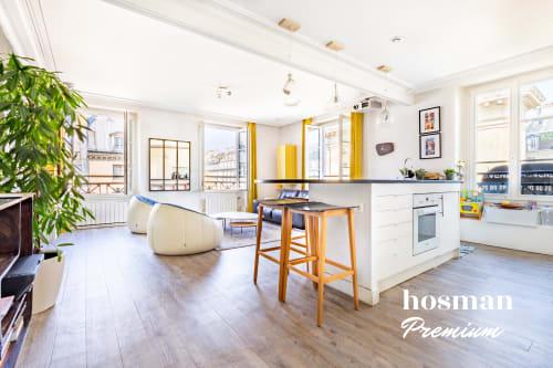 vente appartement de 94.31m² à paris
