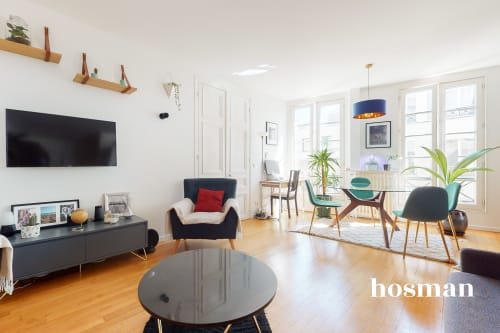 vente appartement de 63.0m² à paris