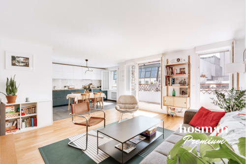 vente appartement de 87.0m² à paris