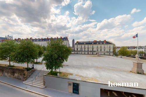 vente appartement de 130.89m² à nantes