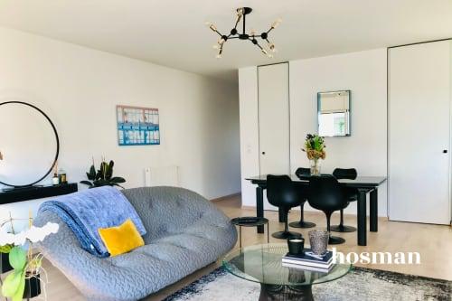 vente appartement de 90.0m² à nantes