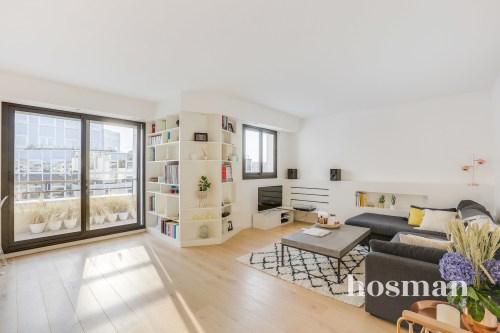 vente appartement de 85.0m² à levallois-perret