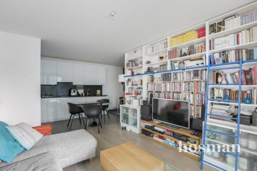 vente appartement de 46.0m² à boulogne-billancourt