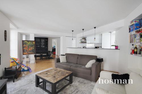 vente appartement de 75.27m² à paris