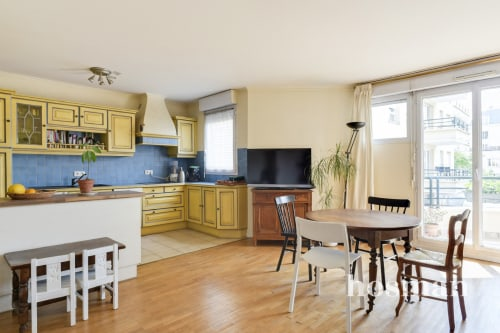 vente appartement de 55.89m² à alfortville
