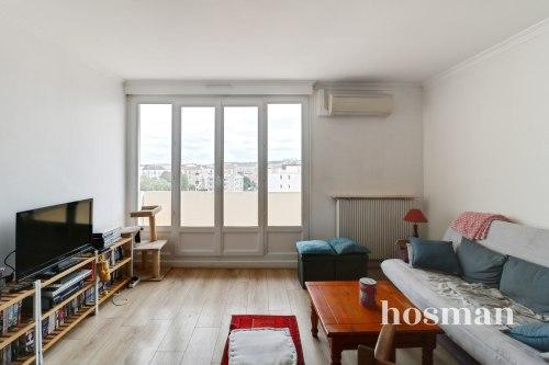 vente appartement de 66.6m² à aubervilliers