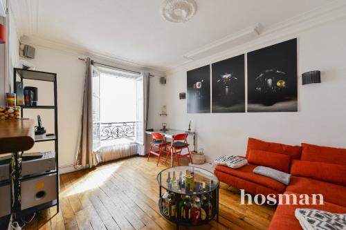 vente appartement de 42.0m² à paris