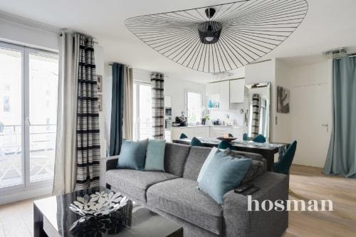 vente appartement de 50.0m² à issy-les-moulineaux