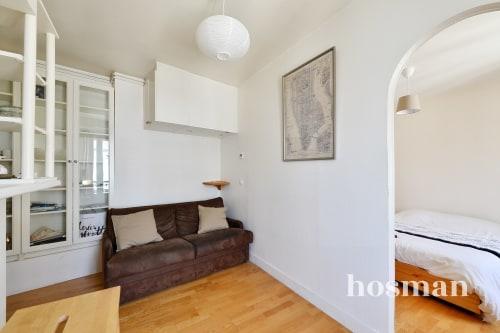 vente appartement de 30.03m² à paris