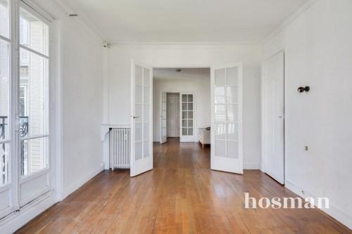 vente appartement de 53.01m² à paris