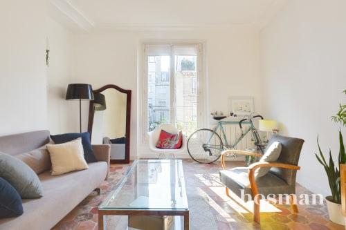 vente appartement de 38.0m² à paris