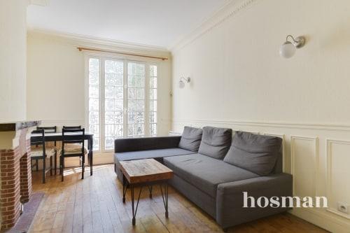 vente appartement de 41.0m² à paris