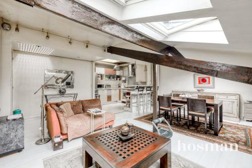 vente appartement de 76.0m² à boulogne-billancourt
