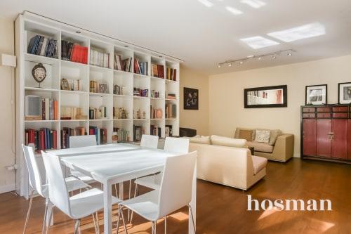 vente appartement de 65.49m² à paris