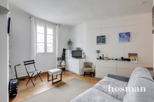 vente appartement de 27.0m² à paris