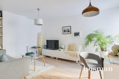 vente appartement de 39.0m² à clichy