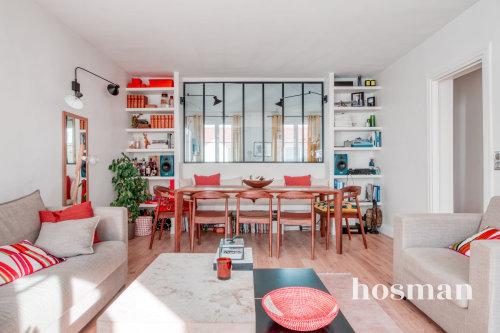 vente appartement de 65.0m² à levallois-perret