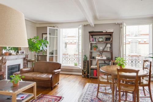 vente appartement de 49.27m² à courbevoie