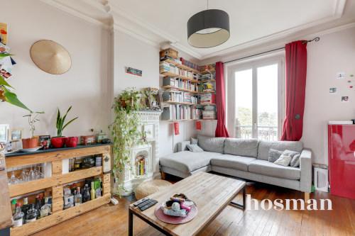 vente appartement de 50.0m² à montrouge