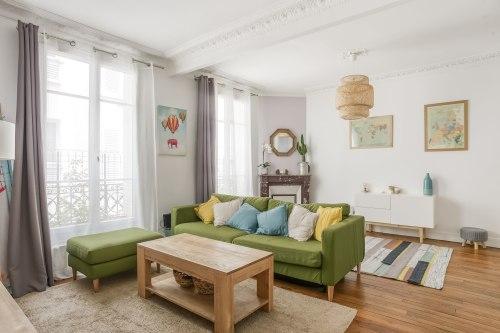 vente appartement de 79.0m² à levallois-perret