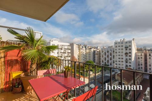vente appartement de 35.36m² à paris