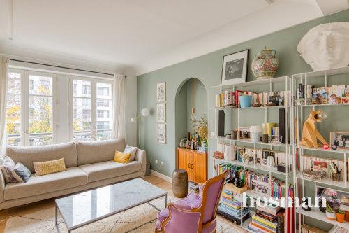 vente appartement de 77.0m² à paris