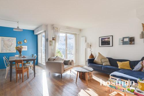 vente appartement de 74.0m² à boulogne-billancourt
