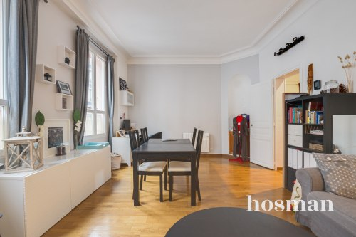 vente appartement de 46.37m² à montrouge