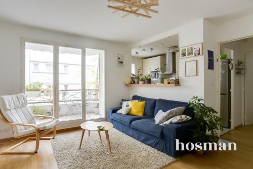 vente appartement de 68.45m² à maisons-alfort