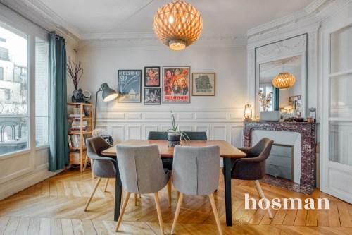 vente appartement de 91.0m² à boulogne-billancourt