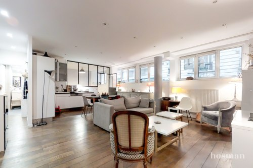 vente appartement de 74.0m² à paris