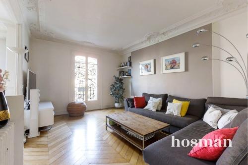 vente appartement de 82.0m² à boulogne-billancourt