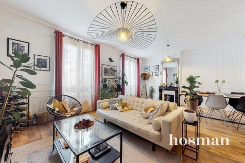 vente appartement de 53.0m² à clichy