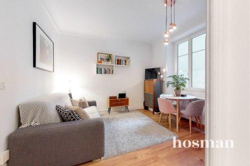 vente appartement de 29.61m² à paris