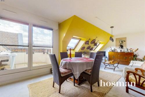 vente appartement de 72.0m² à antony
