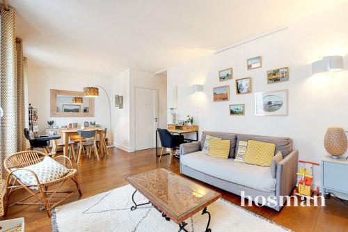 vente appartement de 63.11m² à levallois-perret