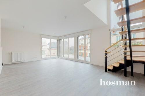vente appartement de 87.66m² à asnières-sur-seine