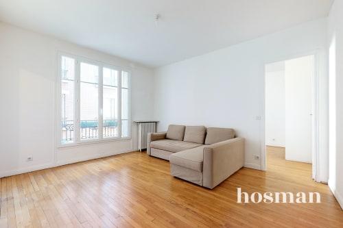 vente appartement de 56.0m² à paris
