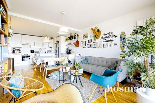 vente appartement de 63.0m² à montreuil