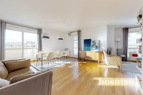 vente appartement de 107.0m² à châtillon