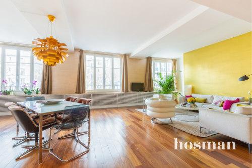 vente appartement de 122.0m² à paris