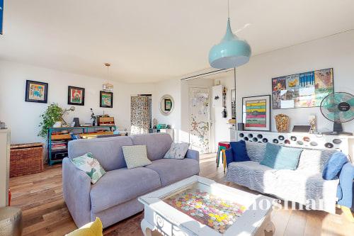 vente appartement de 58.0m² à boulogne-billancourt
