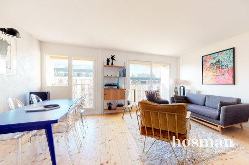vente appartement de 95.07m² à paris