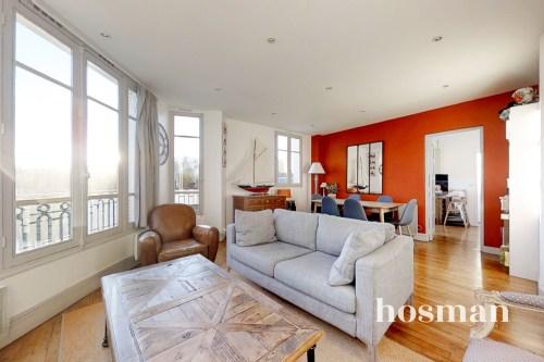 vente appartement de 60.0m² à boulogne-billancourt