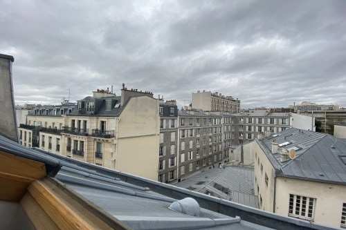 vente appartement de 3.76m² à paris