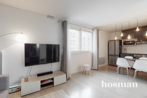 vente appartement de 33.08m² à paris