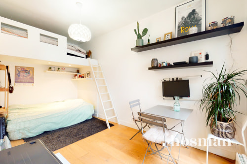 vente appartement de 21.0m² à boulogne-billancourt