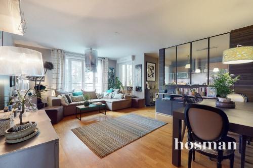vente appartement de 88.0m² à montrouge