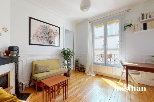vente appartement de 33.68m² à paris