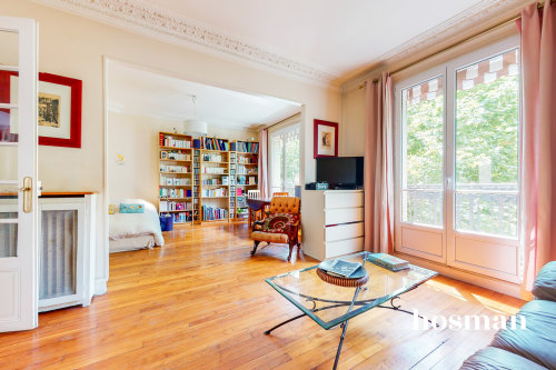 vente appartement de 64.13m² à paris